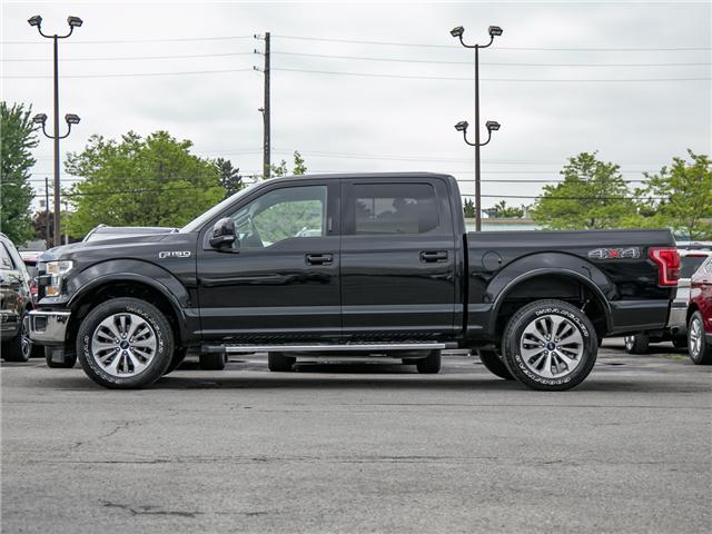 2017 Ford F-150 Lariat (Stk: 1HL158) in Hamilton - Image 4 of 29