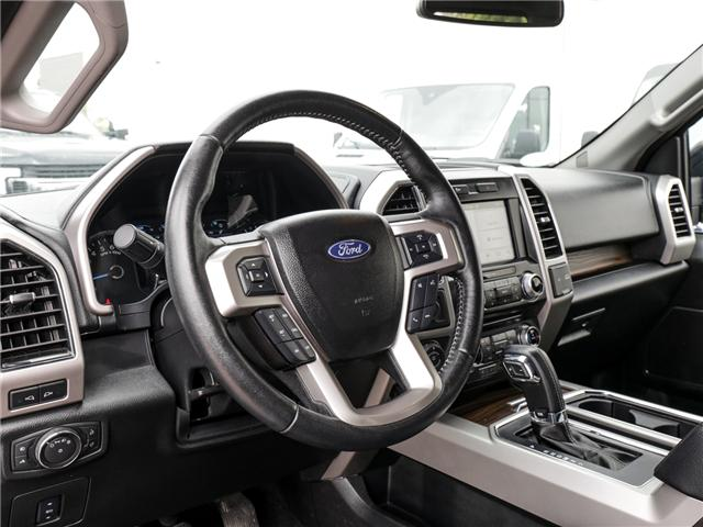 2017 Ford F-150 Lariat (Stk: 1HL158) in Hamilton - Image 14 of 29
