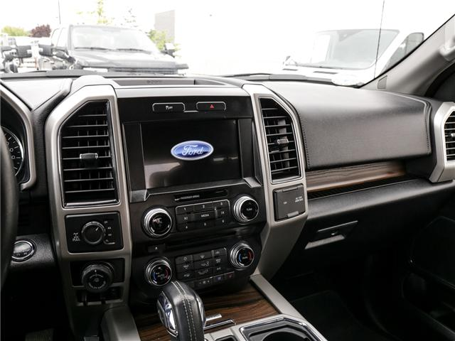 2017 Ford F-150 Lariat (Stk: 1HL158) in Hamilton - Image 17 of 29
