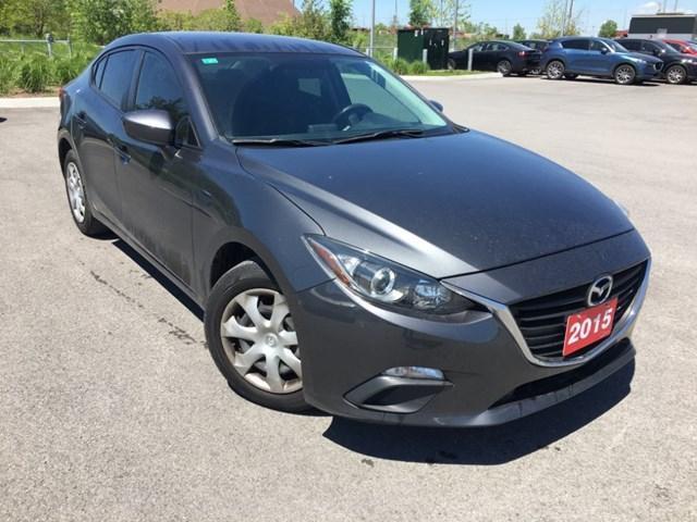 2015 Mazda Mazda3 GX (Stk: 2319A) in Ottawa - Image 1 of 17