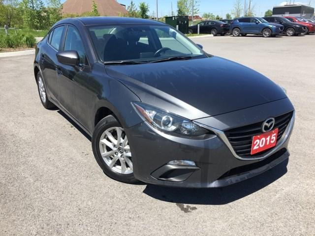 2015 Mazda Mazda3 GS (Stk: 2192B) in Ottawa - Image 1 of 18