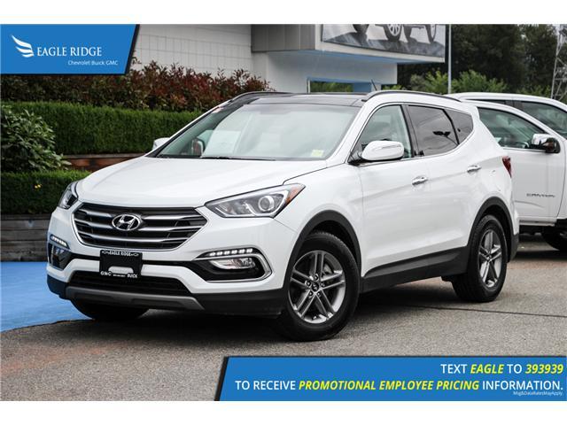 2018 Hyundai Santa Fe Sport 2.4 SE (Stk: 189279) in Coquitlam - Image 1 of 18