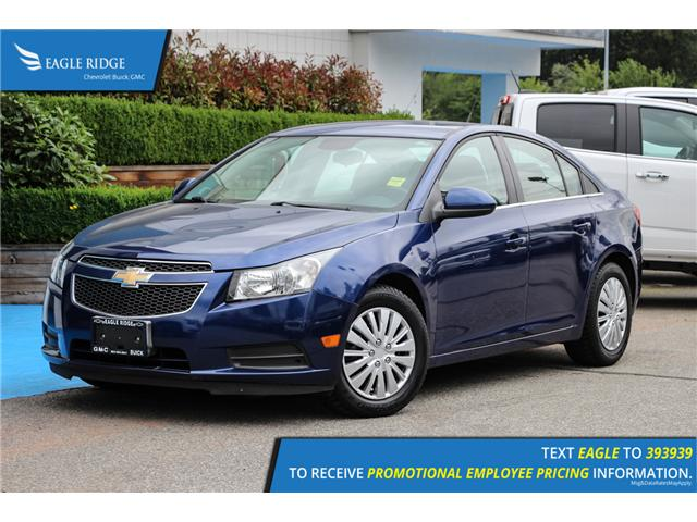 2013 Chevrolet Cruze LT Turbo (Stk: 139432) in Coquitlam - Image 1 of 15