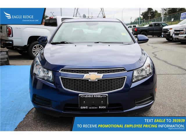 2013 Chevrolet Cruze LT Turbo (Stk: 139432) in Coquitlam - Image 2 of 15