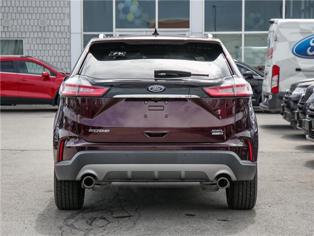 2019 Ford Edge SEL (Stk: 190052) in Hamilton - Image 3 of 25
