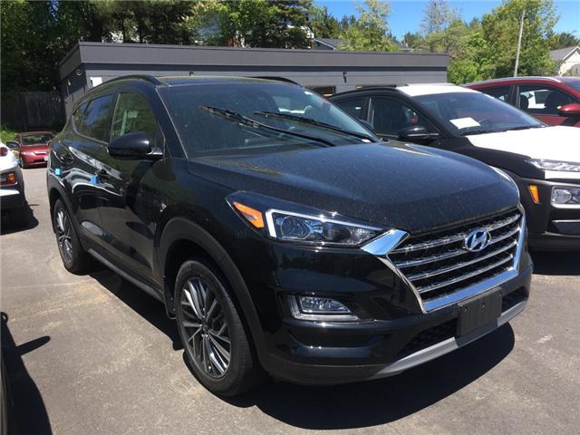 2019 Hyundai Tucson Luxury (Stk: 119-096) in Huntsville - Image 1 of 2
