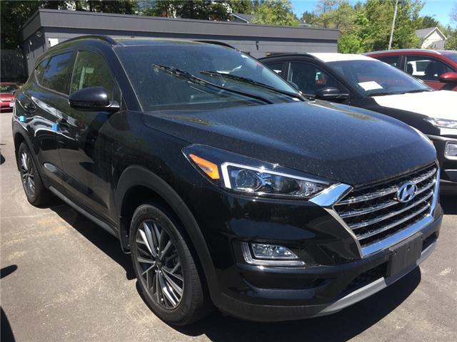 2019 Hyundai Tucson Luxury (Stk: 119-085) in Huntsville - Image 1 of 2