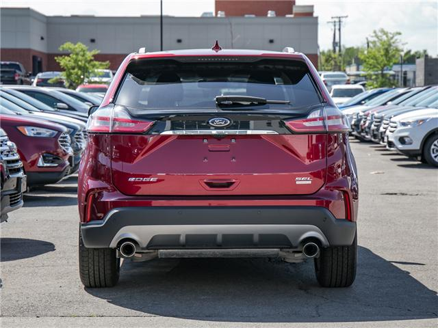 2019 Ford Edge SEL (Stk: 190075) in Hamilton - Image 4 of 25