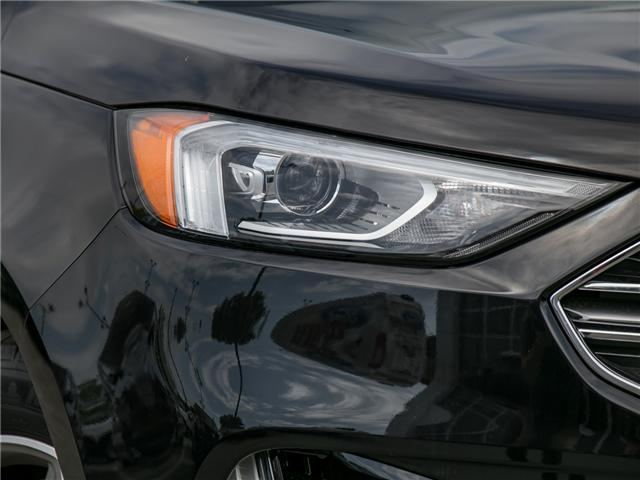 2019 Ford Edge SEL (Stk: 190091) in Hamilton - Image 7 of 27