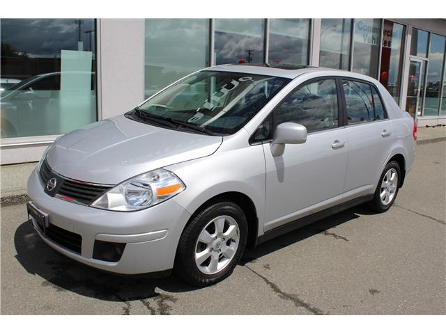 2007 Nissan Versa  (Stk: 9Q5860A) in Nanaimo - Image 1 of 9