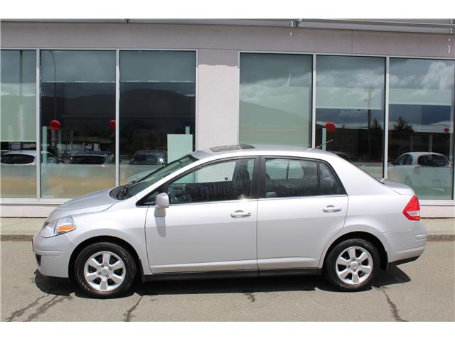 2007 Nissan Versa  (Stk: 9Q5860A) in Nanaimo - Image 2 of 9