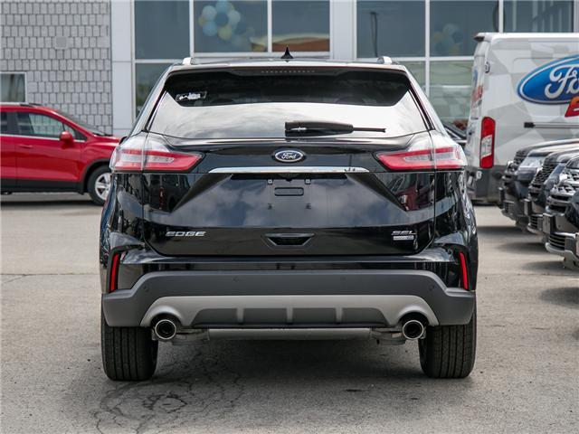 2019 Ford Edge SEL (Stk: 190091) in Hamilton - Image 3 of 27