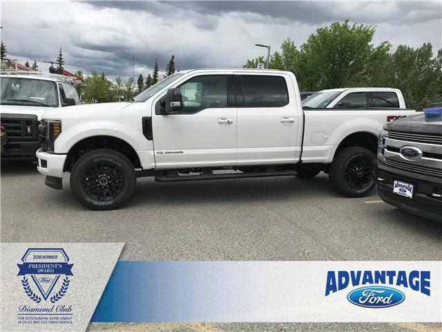 2019 Ford F-350 Lariat (Stk: K-1354) in Calgary - Image 2 of 6