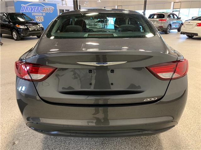 2015 Chrysler 200 LX (Stk: B12060) in Calgary - Image 6 of 15