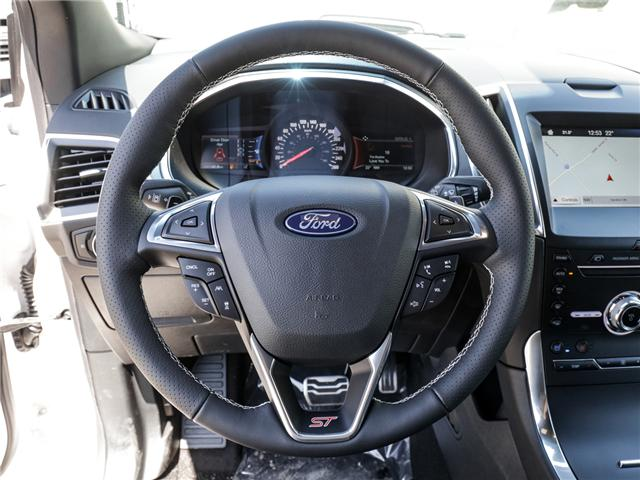 2019 Ford Edge ST (Stk: 190187) in Hamilton - Image 17 of 27