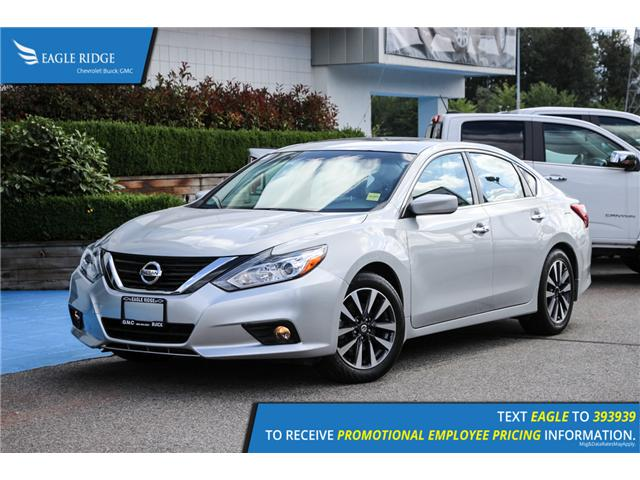 2017 Nissan Altima 2.5 SV (Stk: 179120) in Coquitlam - Image 1 of 18