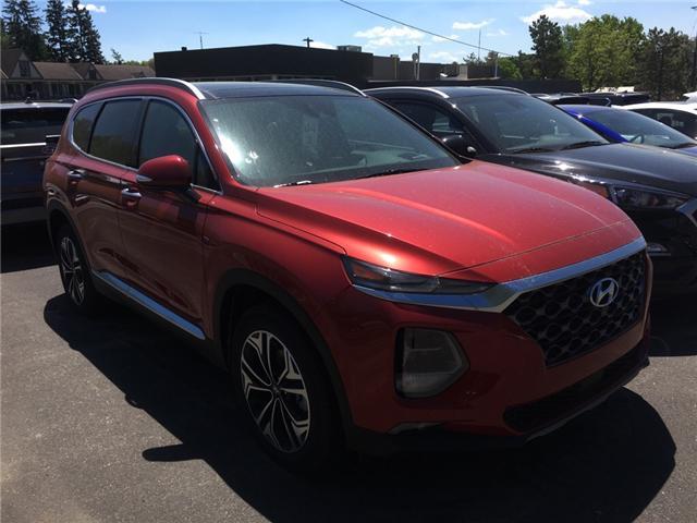 2019 Hyundai Santa Fe Ultimate 2.0 (Stk: 119-185) in Huntsville - Image 1 of 1