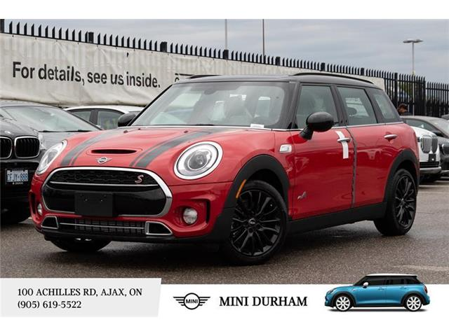 2019 MINI Clubman Cooper S (Stk: 83020) in Ajax - Image 1 of 22