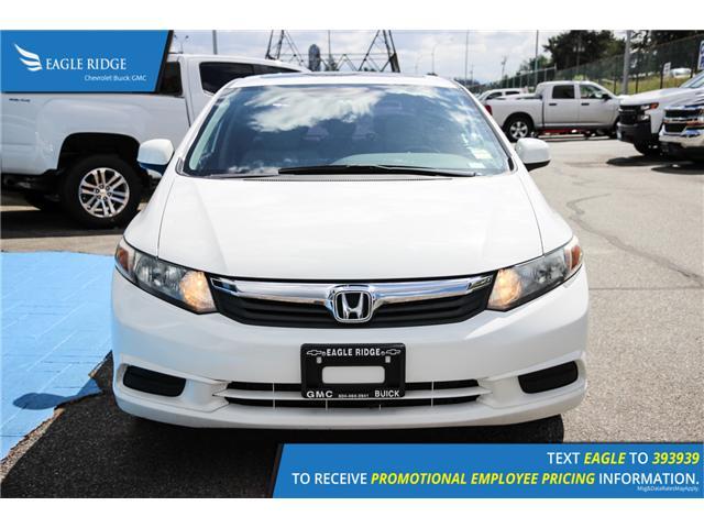 2012 Honda Civic EX-L (Stk: 126049) in Coquitlam - Image 2 of 17