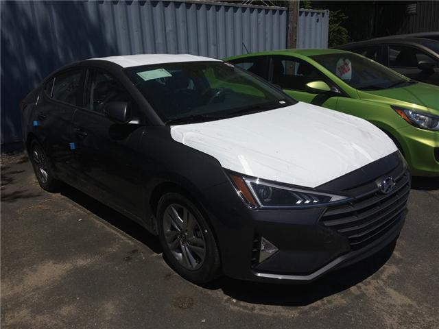 2020 Hyundai Elantra Preferred w/Sun & Safety Package (Stk: 120-001) in Huntsville - Image 1 of 2