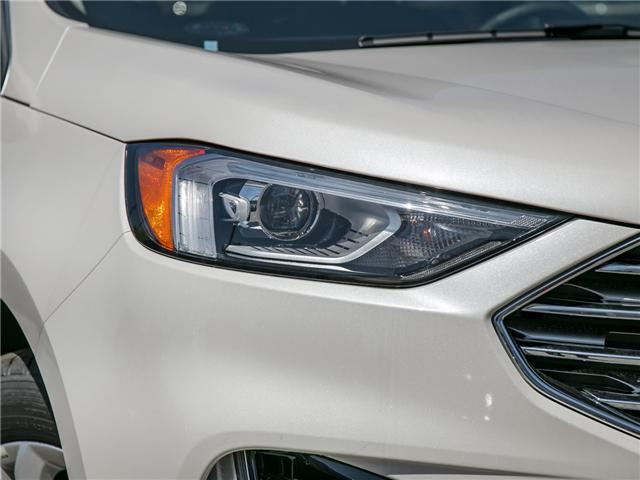 2019 Ford Edge SEL (Stk: 190238) in Hamilton - Image 7 of 24