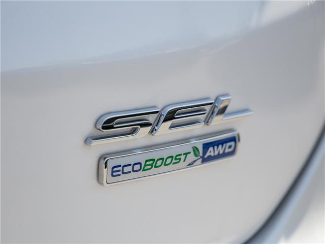 2019 Ford Edge SEL (Stk: 190238) in Hamilton - Image 8 of 24