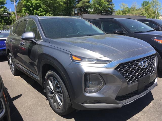 2019 Hyundai Santa Fe Preferred 2.4 (Stk: 119-132) in Huntsville - Image 1 of 2