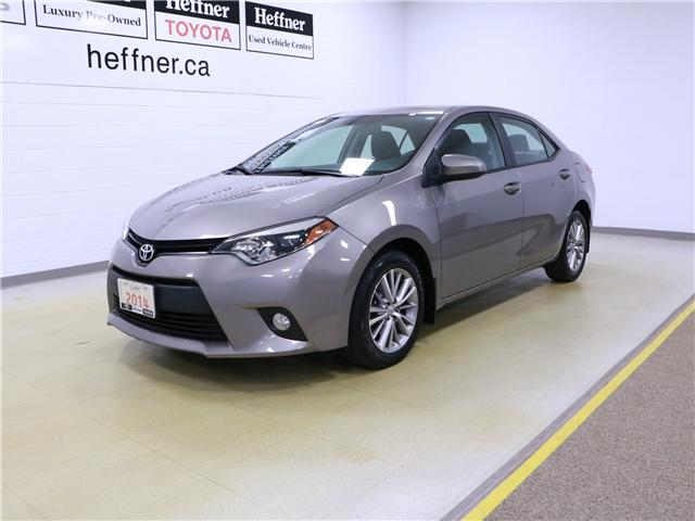2014 Toyota Corolla LE (Stk: 195391) in Kitchener - Image 1 of 31