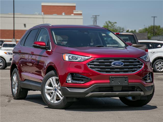 2019 Ford Edge SEL (Stk: 190400) in Hamilton - Image 1 of 24