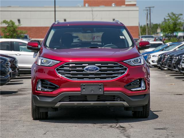 2019 Ford Edge SEL (Stk: 190400) in Hamilton - Image 6 of 24