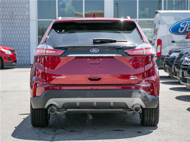 2019 Ford Edge SEL (Stk: 190400) in Hamilton - Image 3 of 24