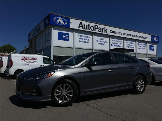 Used 2019 Hyundai Sonata ESSENTIAL for Sale in Toronto | AutoPark