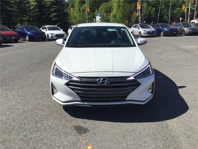 2019 Hyundai Elantra Preferred (Stk: P3307) in Ottawa - Image 2 of 11