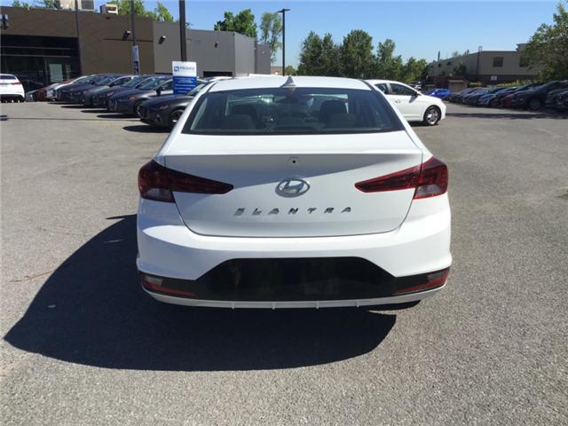 2019 Hyundai Elantra Preferred (Stk: P3307) in Ottawa - Image 5 of 11