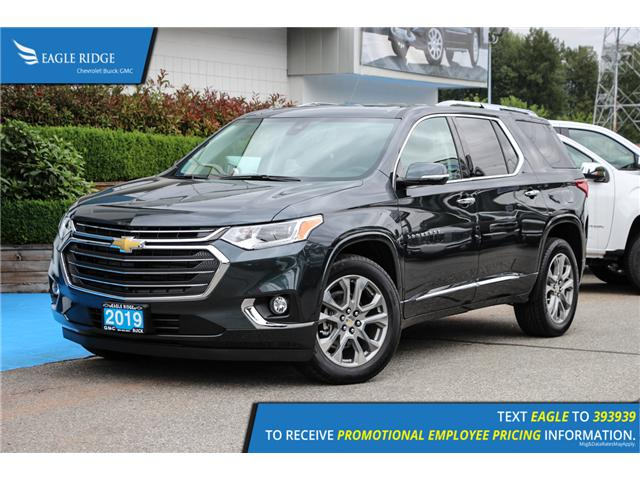 2019 Chevrolet Traverse Premier (Stk: 95612A) in Coquitlam - Image 1 of 21
