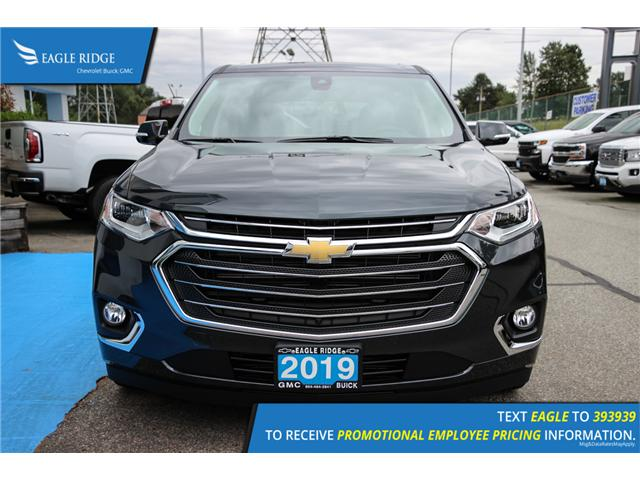 2019 Chevrolet Traverse Premier (Stk: 95612A) in Coquitlam - Image 2 of 21