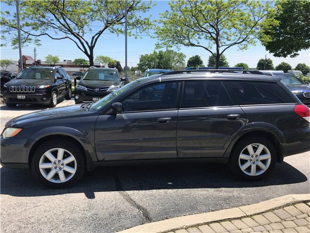 2008 Subaru Outback 2.5 i Limited Package (Stk: 1681W) in Oakville - Image 4 of 8