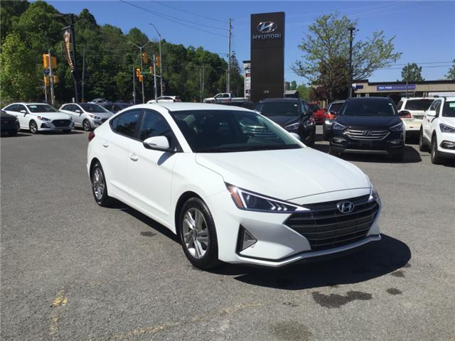 2019 Hyundai Elantra Preferred (Stk: P3308) in Ottawa - Image 1 of 11