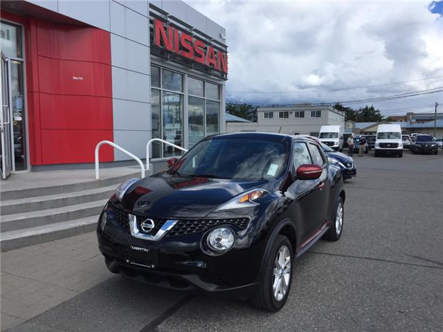 2016 Nissan Juke SV (Stk: N97-8777A) in Chilliwack - Image 1 of 13
