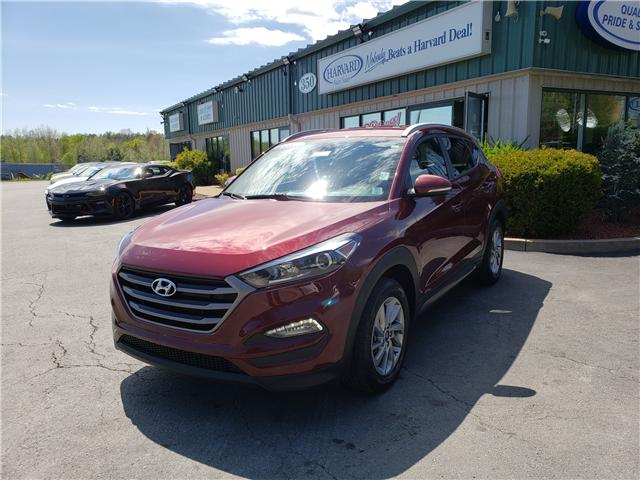 2016 Hyundai Tucson Premium (Stk: 10393) in Lower Sackville - Image 1 of 15