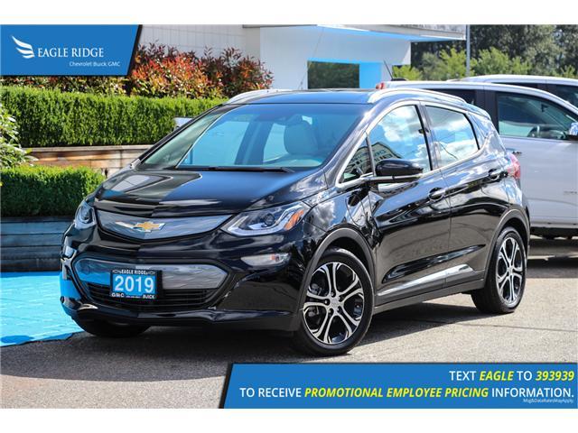 2019 Chevrolet Bolt EV Premier (Stk: 92348A) in Coquitlam - Image 1 of 17