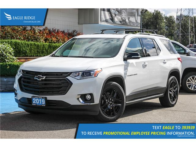 2019 Chevrolet Traverse 3LT (Stk: 95615A) in Coquitlam - Image 1 of 20