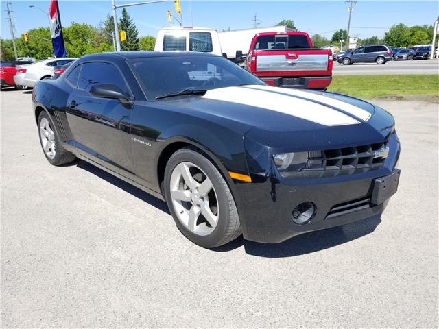 2012 Chevrolet Camaro 2LS (Stk: ) in Kemptville - Image 1 of 15