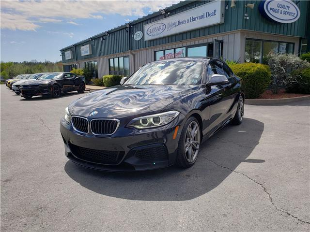 2017 BMW M240i xDrive (Stk: 10400) in Lower Sackville - Image 1 of 17