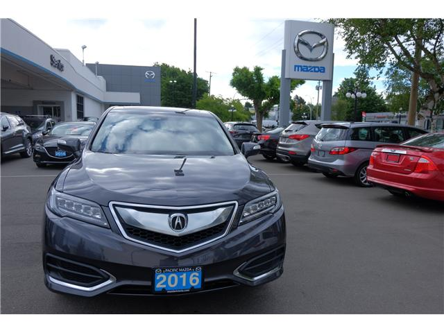 2016 Acura RDX Base (Stk: 7916A) in Victoria - Image 2 of 26