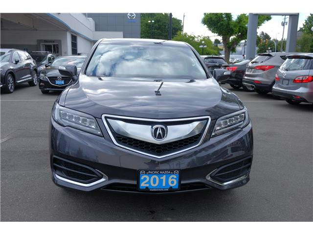 2016 Acura RDX Base (Stk: 7916A) in Victoria - Image 3 of 26