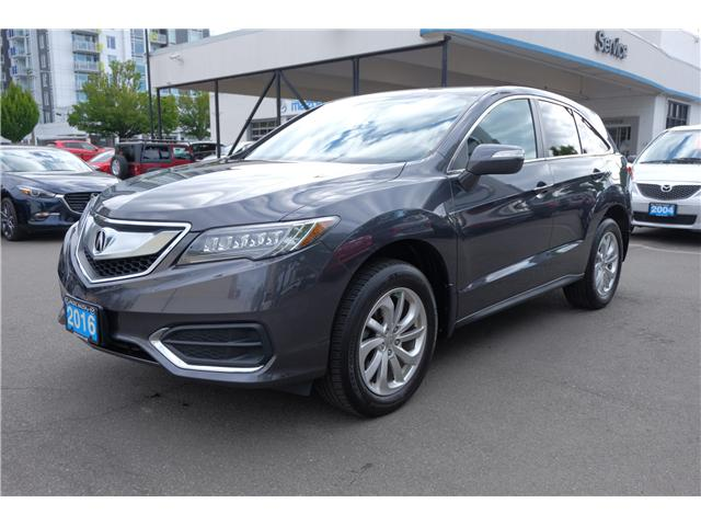 2016 Acura RDX Base (Stk: 7916A) in Victoria - Image 1 of 26