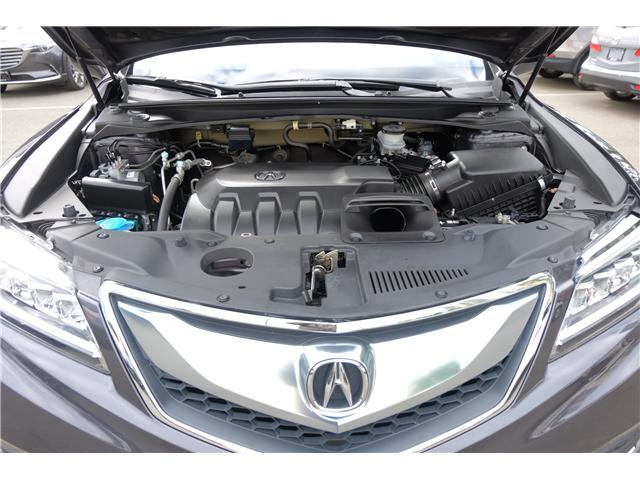2016 Acura RDX Base (Stk: 7916A) in Victoria - Image 24 of 26