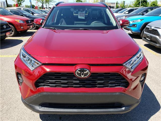 2019 Toyota RAV4 XLE (Stk: 9-1033) in Etobicoke - Image 2 of 18