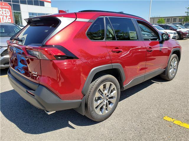 2019 Toyota RAV4 XLE (Stk: 9-1033) in Etobicoke - Image 7 of 18